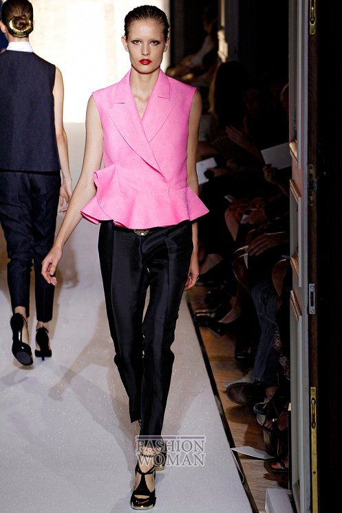 Баска - модный тренд сезона фото №17