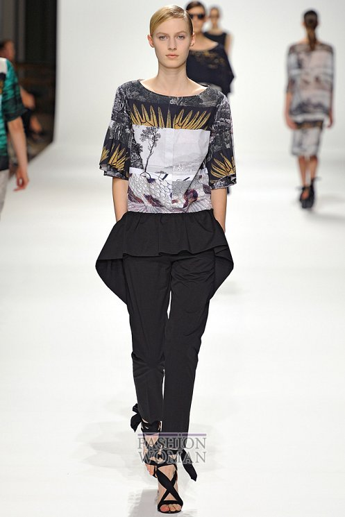 Баска - модный тренд сезона фото №7
