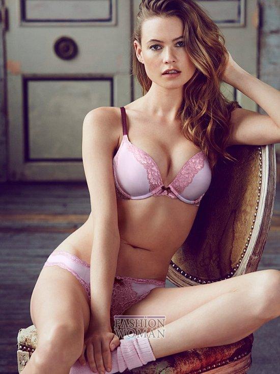 Бехати Принслу в июльском лукбуке нижнего белья Victoria's Secret