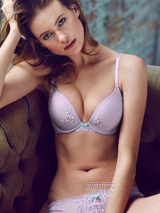 Бехати Принслу в июльском лукбуке нижнего белья Victoria's Secret фото №7