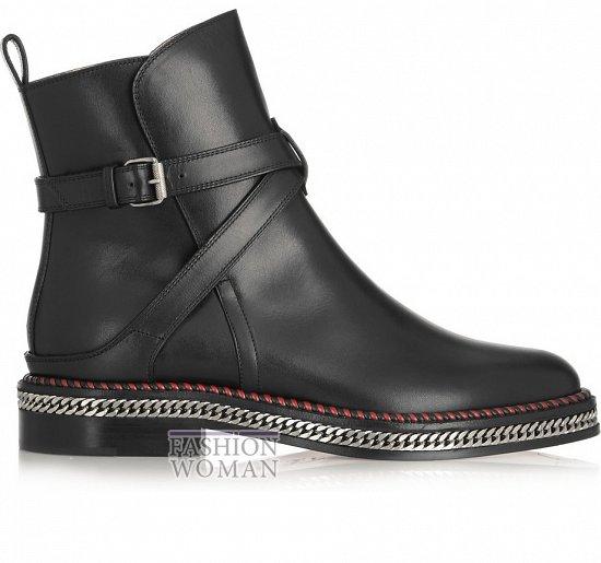 Ботинки в мужском стиле - модный тренд осени фото №5