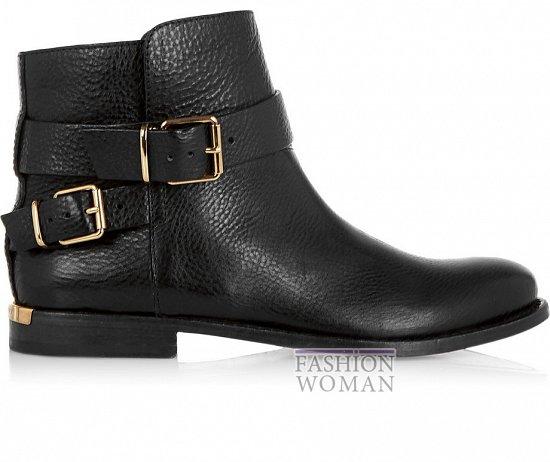 Ботинки в мужском стиле - модный тренд осени фото №7