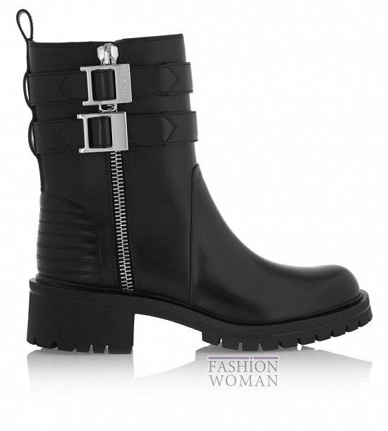 Ботинки в мужском стиле - модный тренд осени фото №10