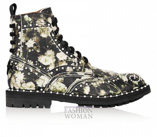 Ботинки в мужском стиле - модный тренд осени фото №4