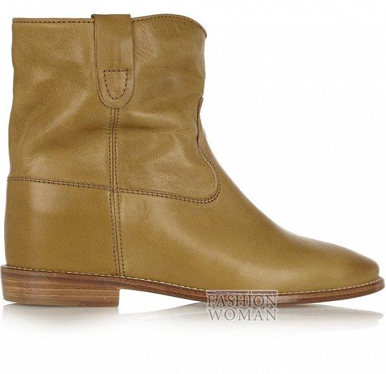 Ботинки в мужском стиле - модный тренд осени фото №9