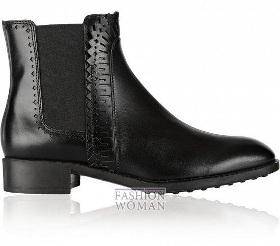 Ботинки в мужском стиле - модный тренд осени фото №11