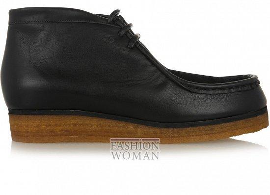 Ботинки в мужском стиле - модный тренд осени фото №13