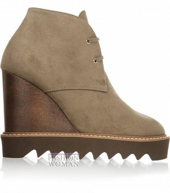 Ботинки в мужском стиле - модный тренд осени фото №14
