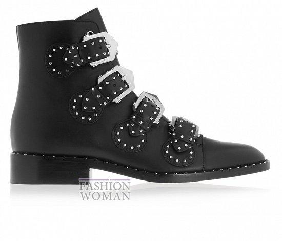 Ботинки в мужском стиле - модный тренд осени фото №15