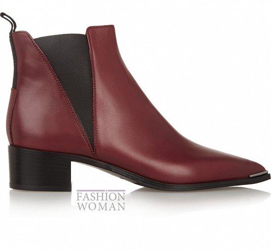 Ботинки в мужском стиле - модный тренд осени фото №8