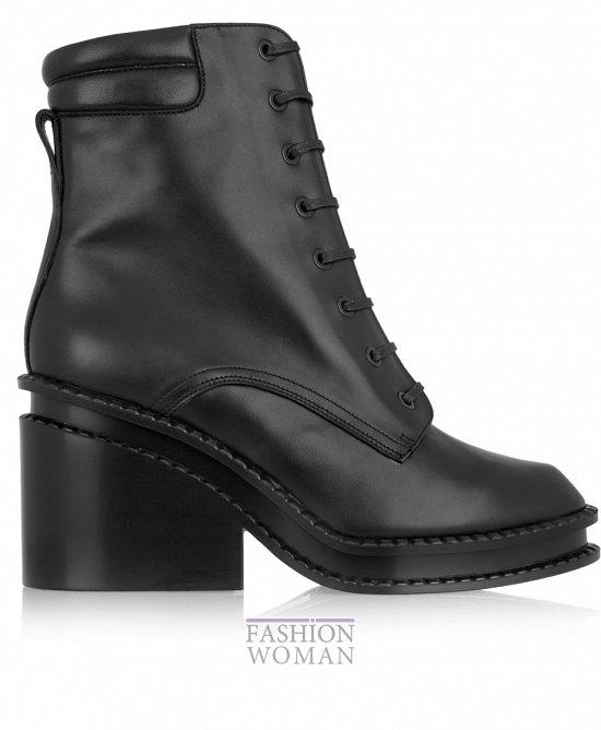 Ботинки в мужском стиле - модный тренд осени фото №16