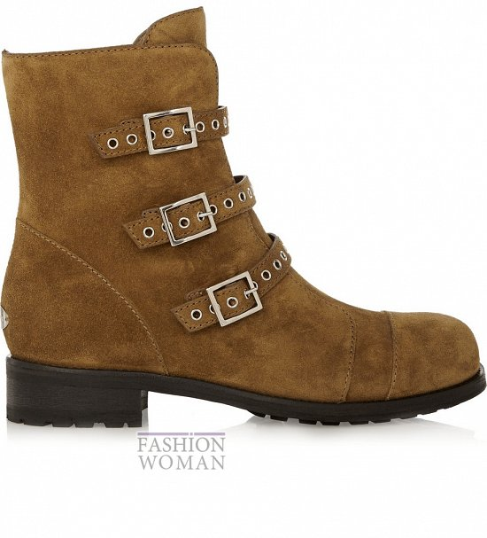 Ботинки в мужском стиле - модный тренд осени фото №18