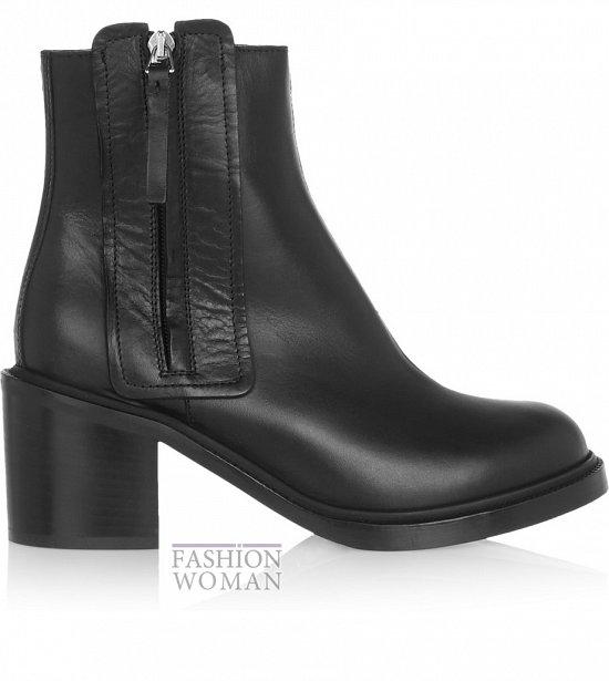 Ботинки в мужском стиле - модный тренд осени фото №20