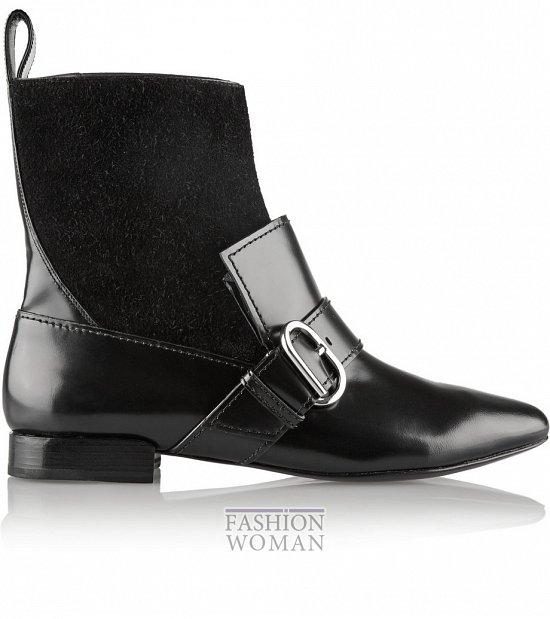Ботинки в мужском стиле - модный тренд осени фото №21