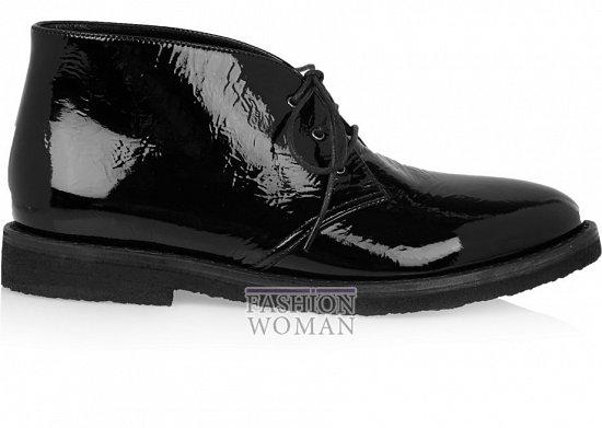 Ботинки в мужском стиле - модный тренд осени фото №2