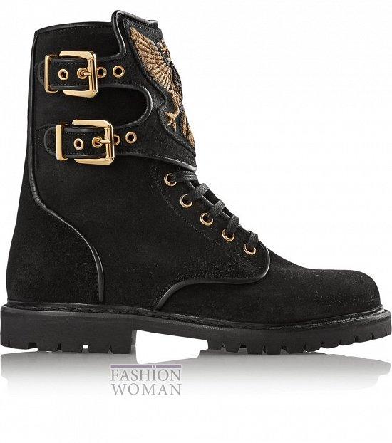 Ботинки в мужском стиле - модный тренд осени фото №22