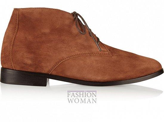 Ботинки в мужском стиле - модный тренд осени фото №23