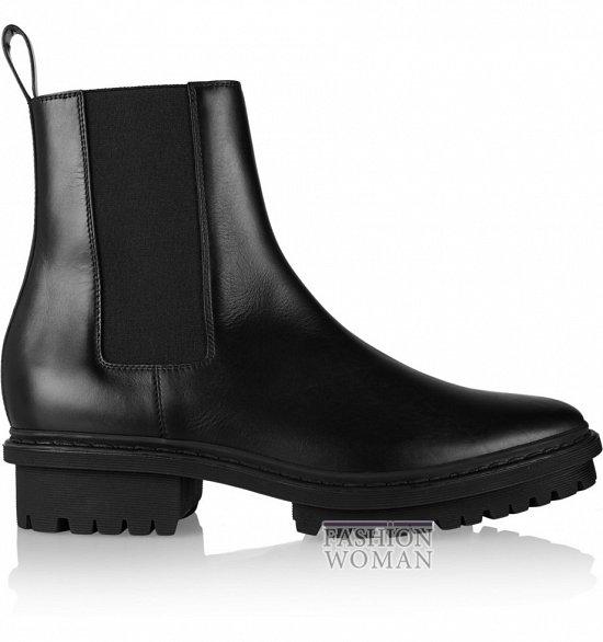 Ботинки в мужском стиле - модный тренд осени фото №25