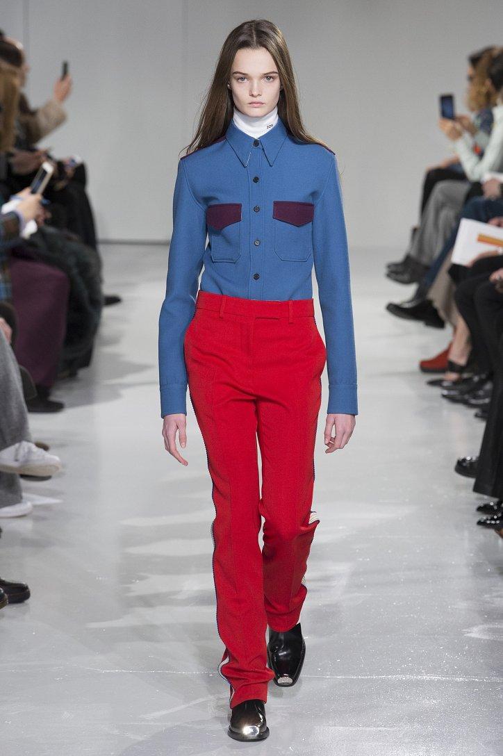 Calvin Klein Collection осень-зима 2017-2018