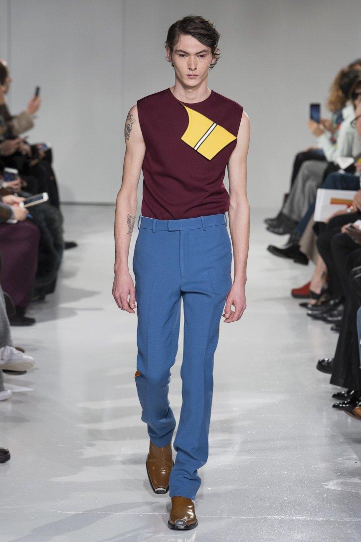 Calvin Klein Collection осень-зима 2017-2018 фото №2