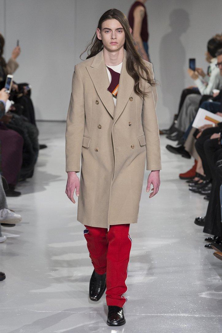 Calvin Klein Collection осень-зима 2017-2018 фото №5