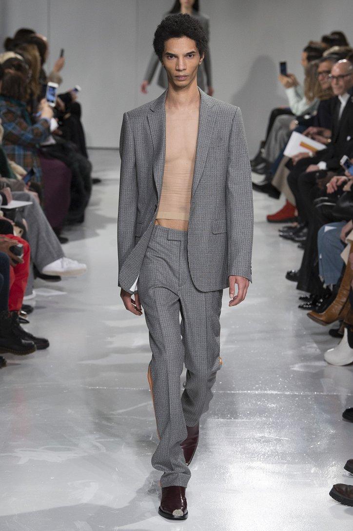 Calvin Klein Collection осень-зима 2017-2018 фото №8