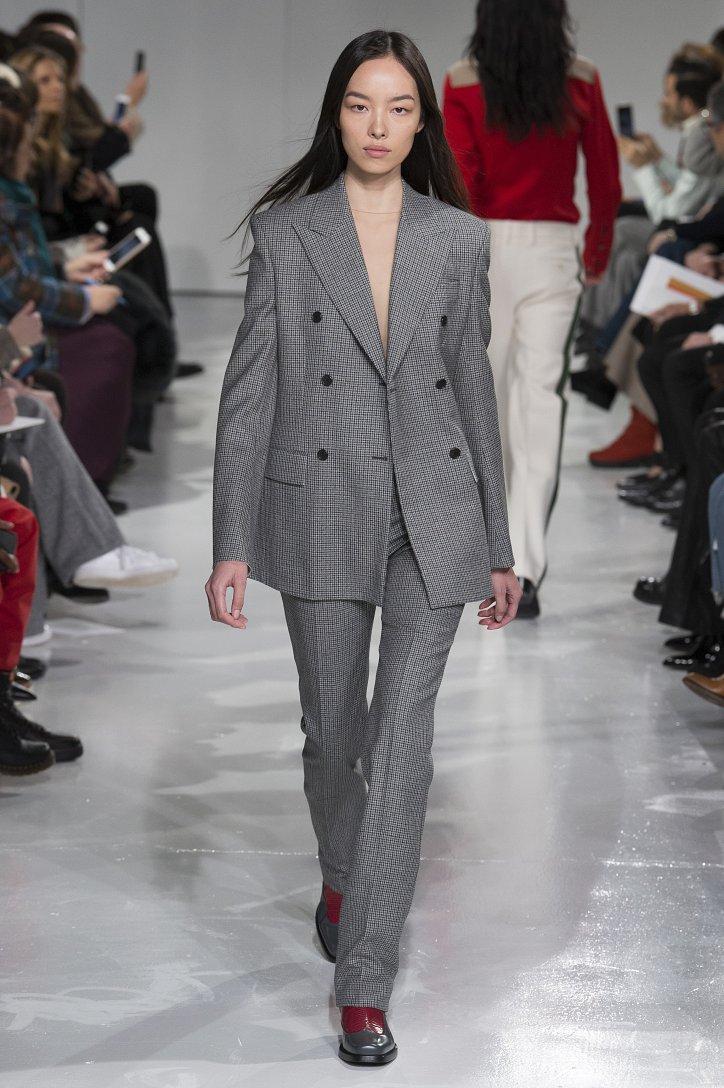 Calvin Klein Collection осень-зима 2017-2018 фото №9