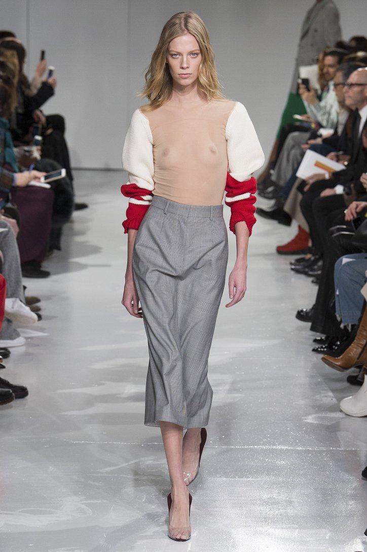 Calvin Klein Collection осень-зима 2017-2018 фото №12
