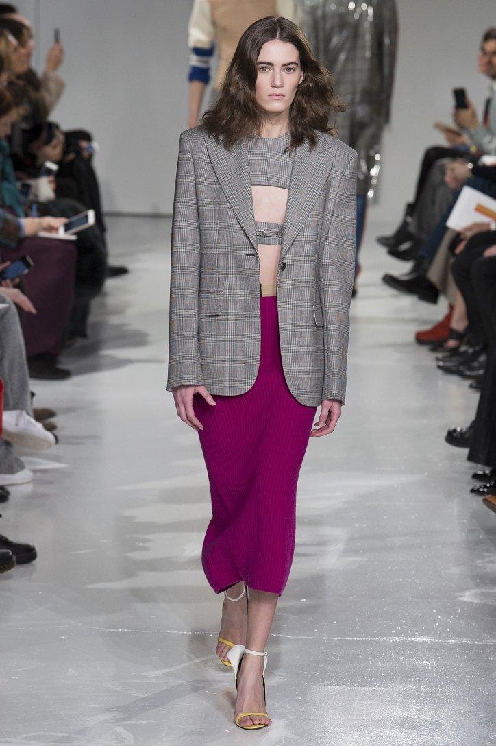 Calvin Klein Collection осень-зима 2017-2018 фото №14