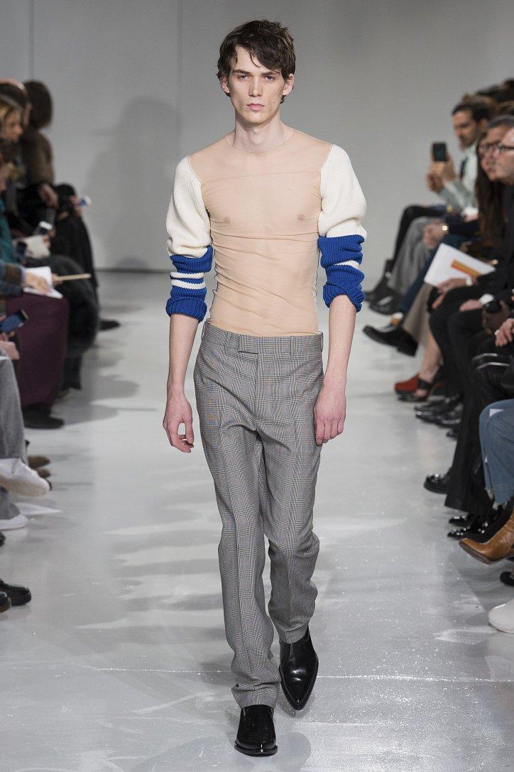 Calvin Klein Collection осень-зима 2017-2018 фото №15