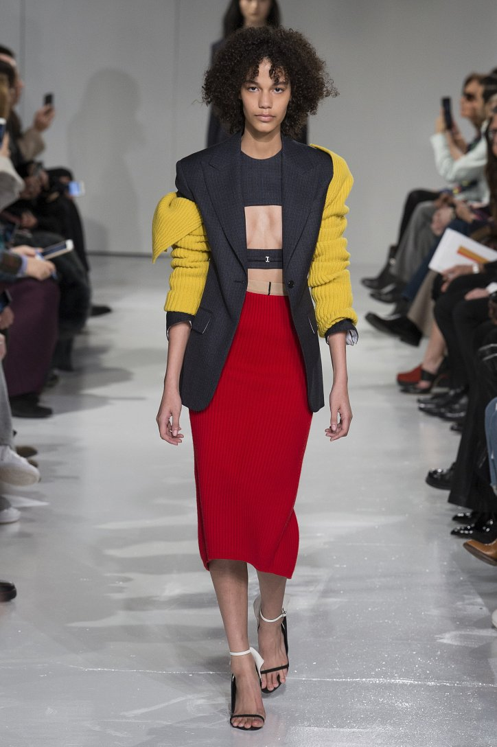Calvin Klein Collection осень-зима 2017-2018 фото №17