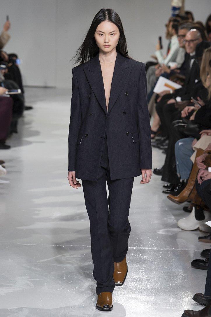 Calvin Klein Collection осень-зима 2017-2018 фото №18