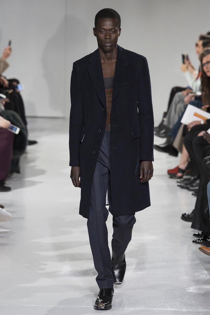 Calvin Klein Collection осень-зима 2017-2018 фото №19