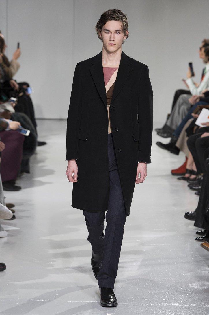 Calvin Klein Collection осень-зима 2017-2018 фото №20