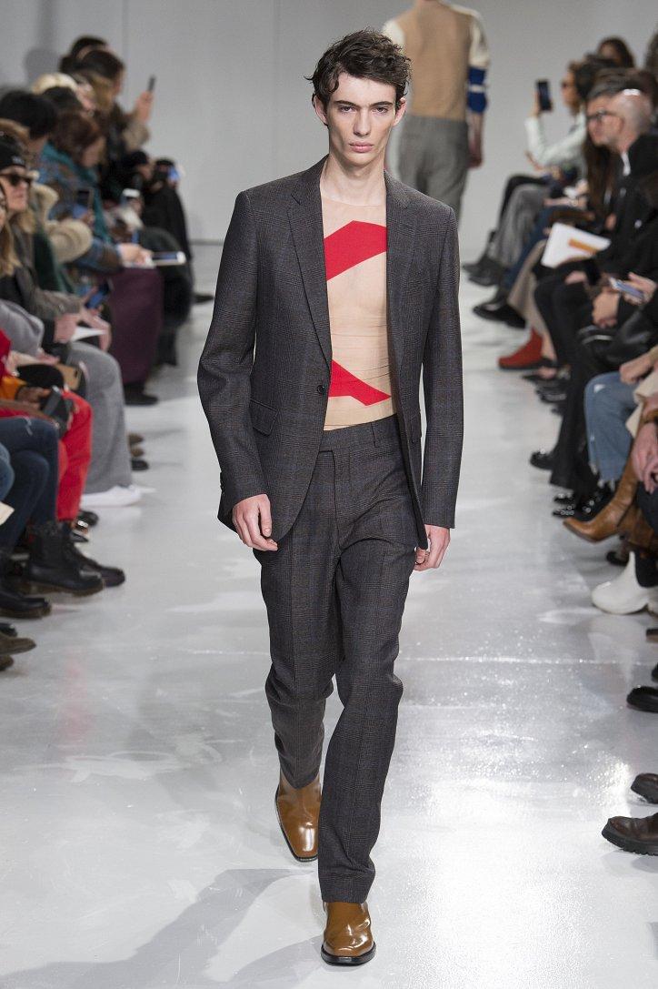 Calvin Klein Collection осень-зима 2017-2018 фото №21