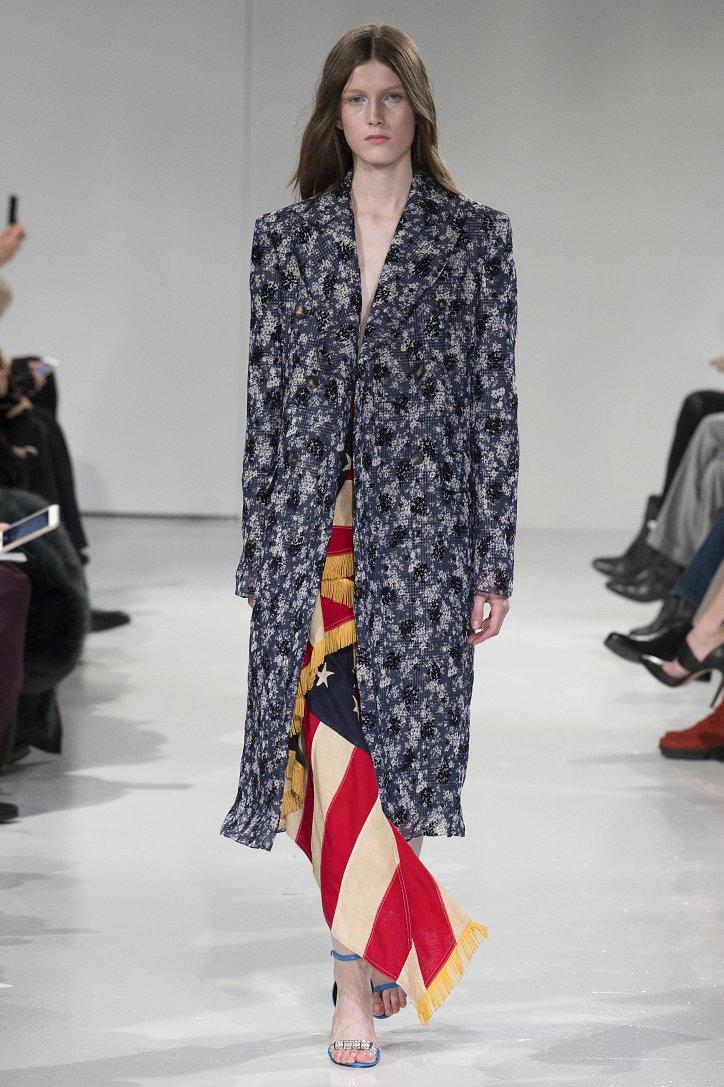 Calvin Klein Collection осень-зима 2017-2018 фото №30