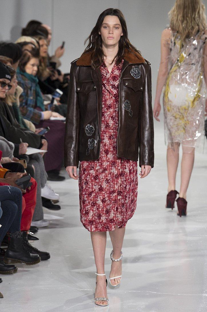 Calvin Klein Collection осень-зима 2017-2018 фото №34