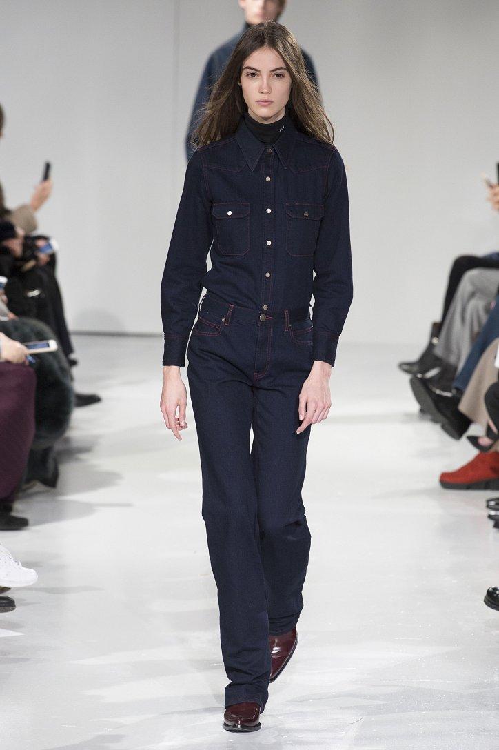 Calvin Klein Collection осень-зима 2017-2018 фото №38