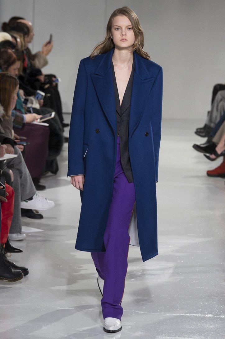 Calvin Klein Collection осень-зима 2017-2018 фото №47