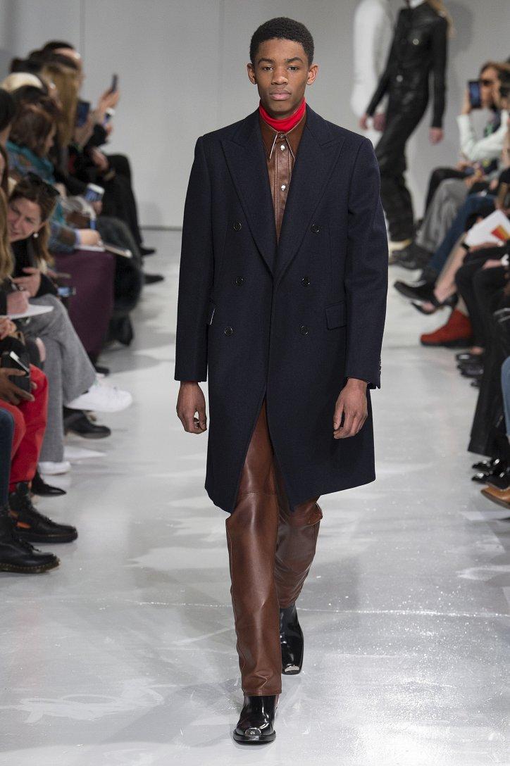 Calvin Klein Collection осень-зима 2017-2018 фото №52