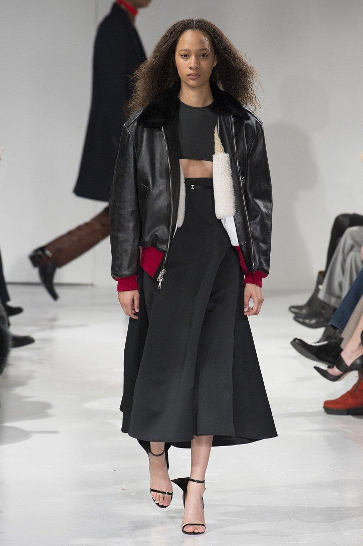 Calvin Klein Collection осень-зима 2017-2018 фото №55