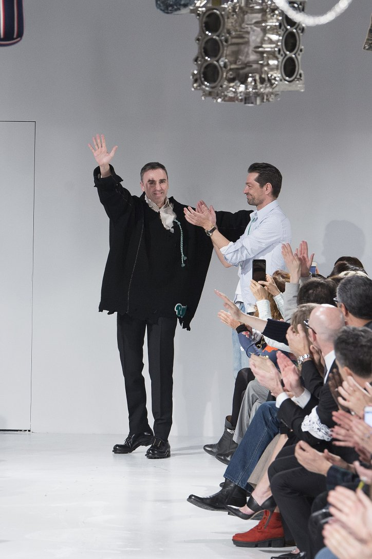 Calvin Klein Collection осень-зима 2017-2018 фото №65