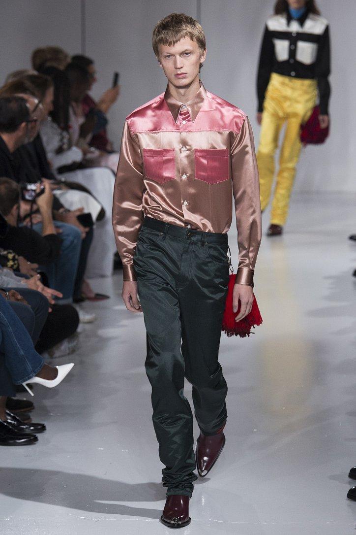 Calvin Klein весна-лето 2018 фото №3