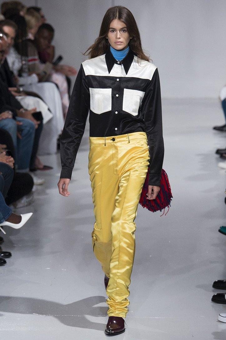 Calvin Klein весна-лето 2018 фото №4