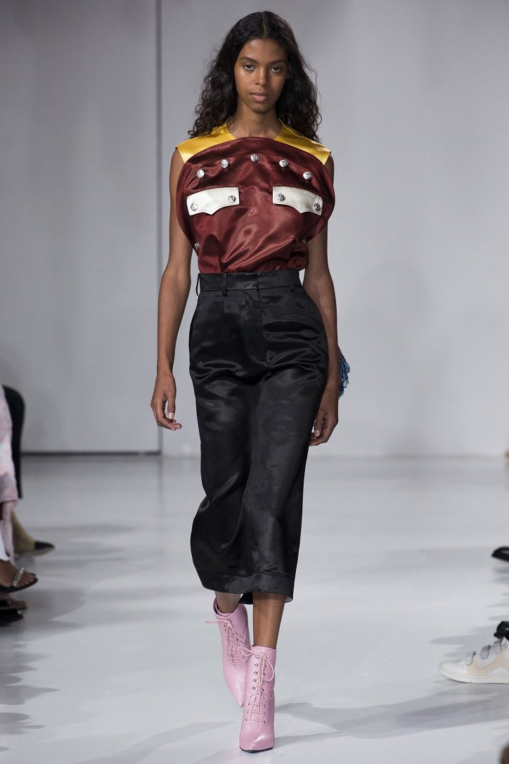 Calvin Klein весна-лето 2018 фото №6