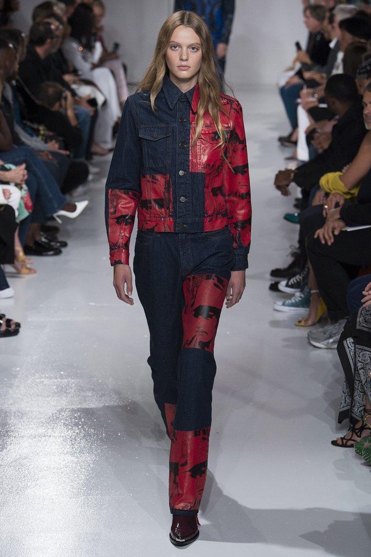 Calvin Klein весна-лето 2018 фото №18