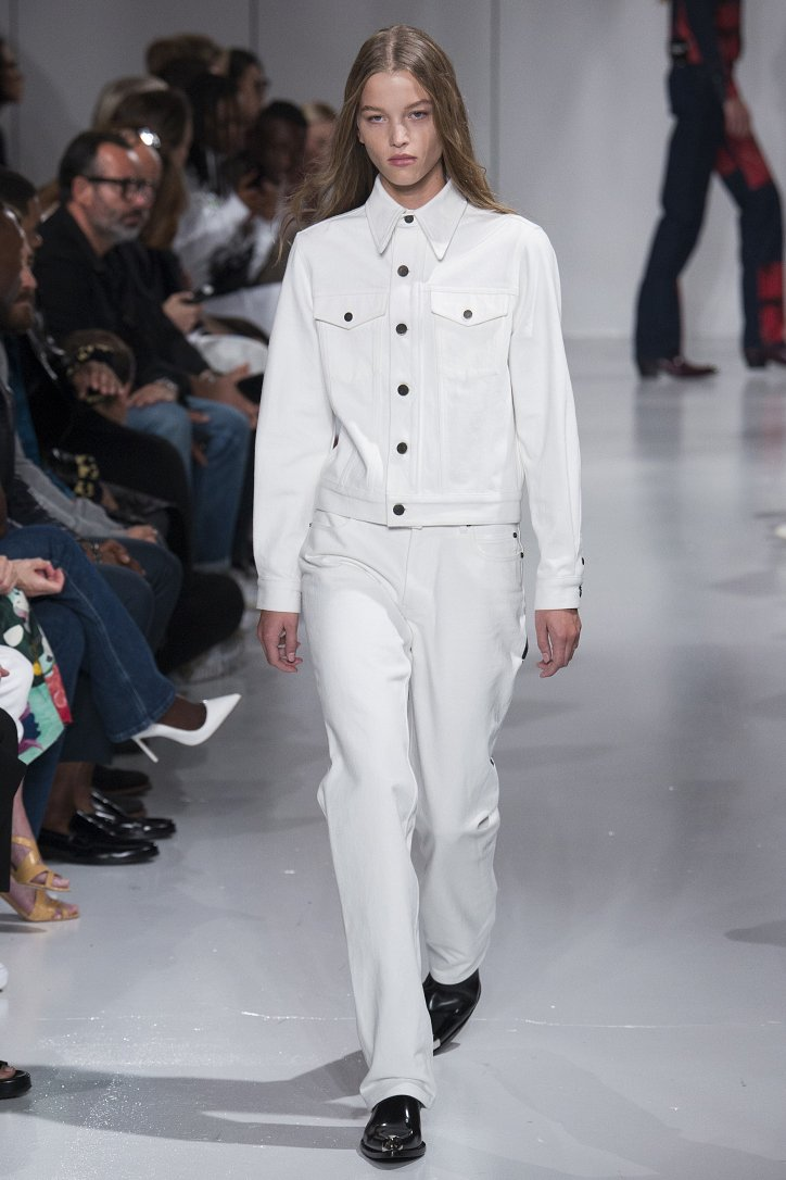 Calvin Klein весна-лето 2018 фото №22