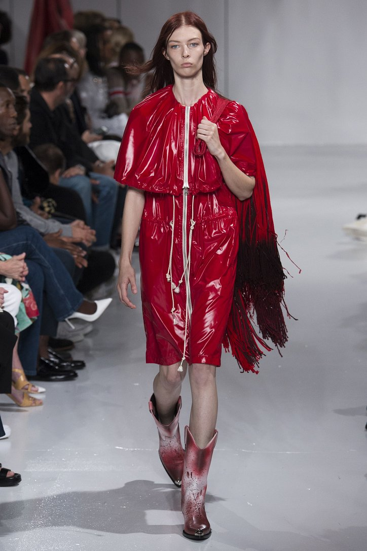Calvin Klein весна-лето 2018 фото №34