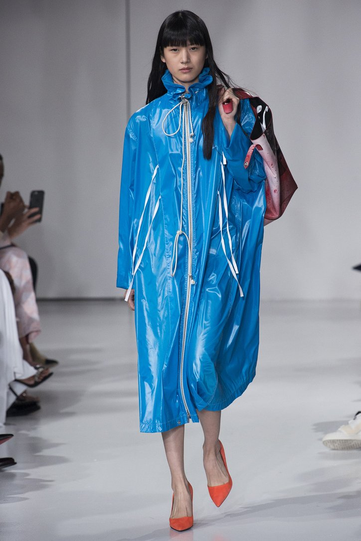 Calvin Klein весна-лето 2018 фото №37
