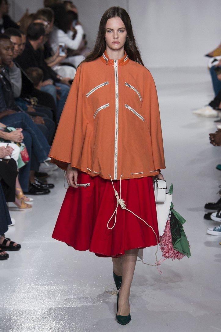 Calvin Klein весна-лето 2018 фото №40